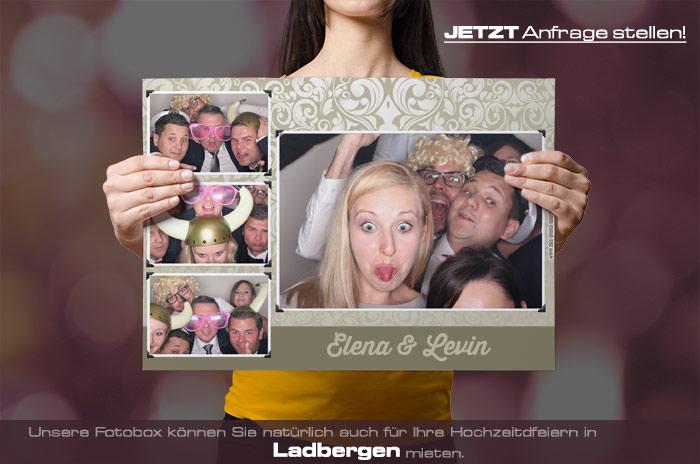 , Mieten Sie eine Fotobox für Ihre Hochzeit in Ladbergen