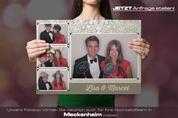 , Mieten Sie eine Fotobox für Ihre Hochzeit in Meckenheim