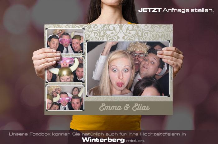, Mieten Sie eine Fotobox für Ihre Hochzeit in Winterberg