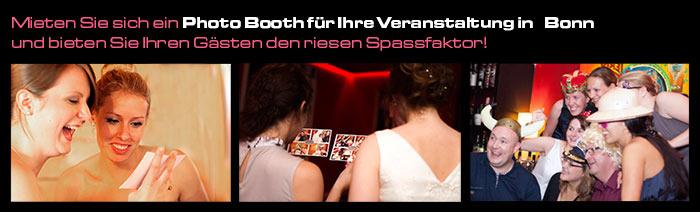 Ordern Sie für Ihre Hochzeit in Bonn ein Photo Booth.