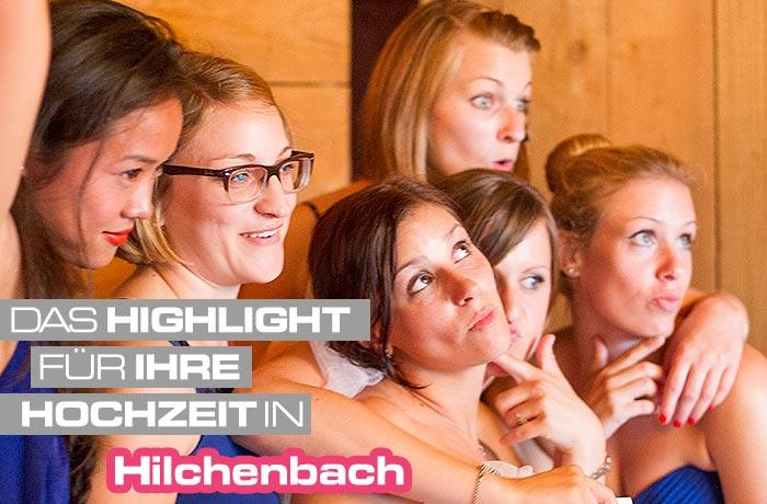 Buchen Sie für Ihre Hochzeit in Hilchenbach das Photo Booth