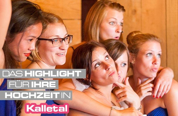 Buchen Sie für Ihre Hochzeit in Kalletal das ultimative Photobooth