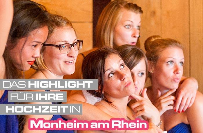 Reservieren Sie für Ihre Hochzeit in Monheim am Rhein das Photo Booth