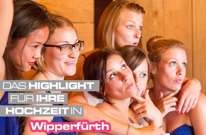 Buchen Sie für Ihre Hochzeit in Wipperfürth das Photo Booth